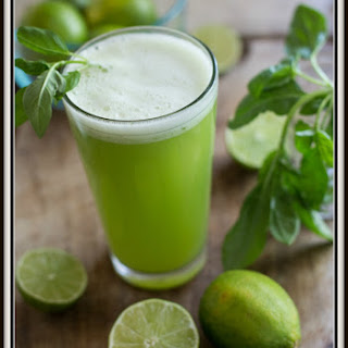 Fresh Lime Basil Recipes