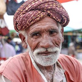 by Hulya Noack - People Portraits of Men