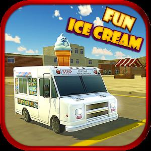 Cover art Fun Ice Cream Truck Simulator