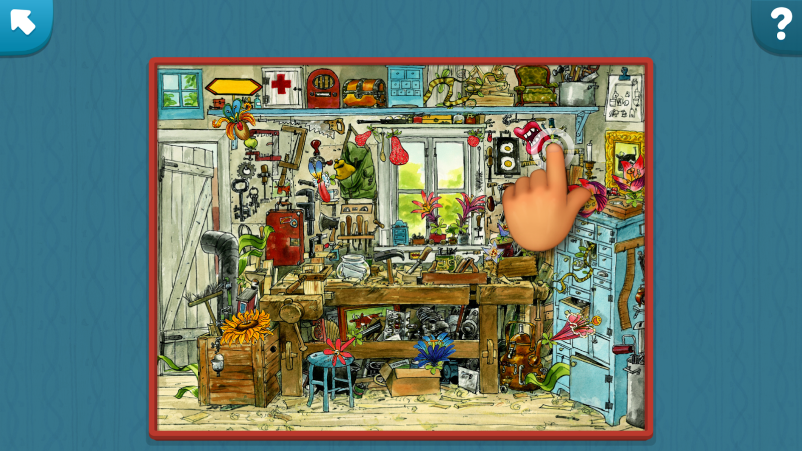 Pettson's Jigsaw Puzzle Screenshot 3