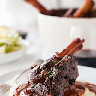 Spiced Slow Cooked Lamb Shanks Recipes