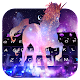 Galaxy Unicorn Keyboard Theme APK