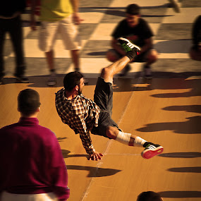 Break tha floor by Димитър Чобанов - People Street & Candids