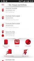 Screenshot of EDP Online