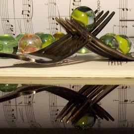 by László Nagy - Artistic Objects Musical Instruments