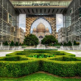 Istana Kehakiman by Zulkifli Yusof - Buildings & Architecture Office Buildings & Hotels ( putrajaya, malaysia, kuala lumpur )