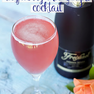 Raspberry Champagne Cocktail Recipes