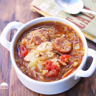 Cabbage Coleslaw Soup Recipes