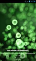 Screenshot of Neon Microcosm Free LWP
