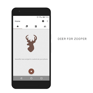 Deer for Zooper- screenshot thumbnail
