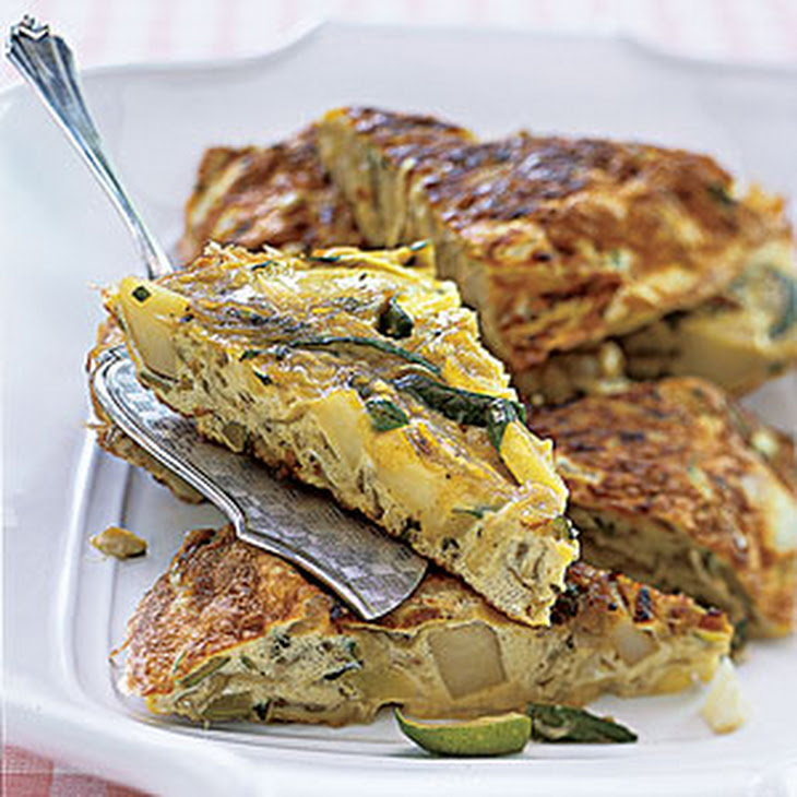 Zucchini-Potato Frittata Recipes — Dishmaps