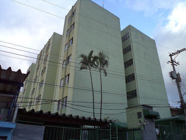 Apto 2 Dorm, Jardim São Judas Tadeu, Guarulhos (AP2884) - Foto 2