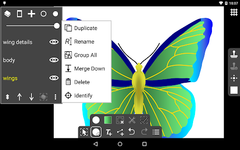 App Ivy Draw Vector Drawing Apk For Windows Phone