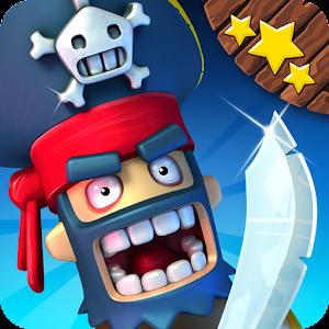 Cover art Plunder Pirates