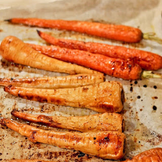 Caramelized Carrots And Parsnips Recipes