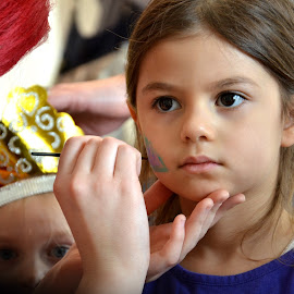 Face Painting by Lauren Galanty - People Street & Candids ( child, children, kids, nikon, party, painting, face painting, kid, birthday party )