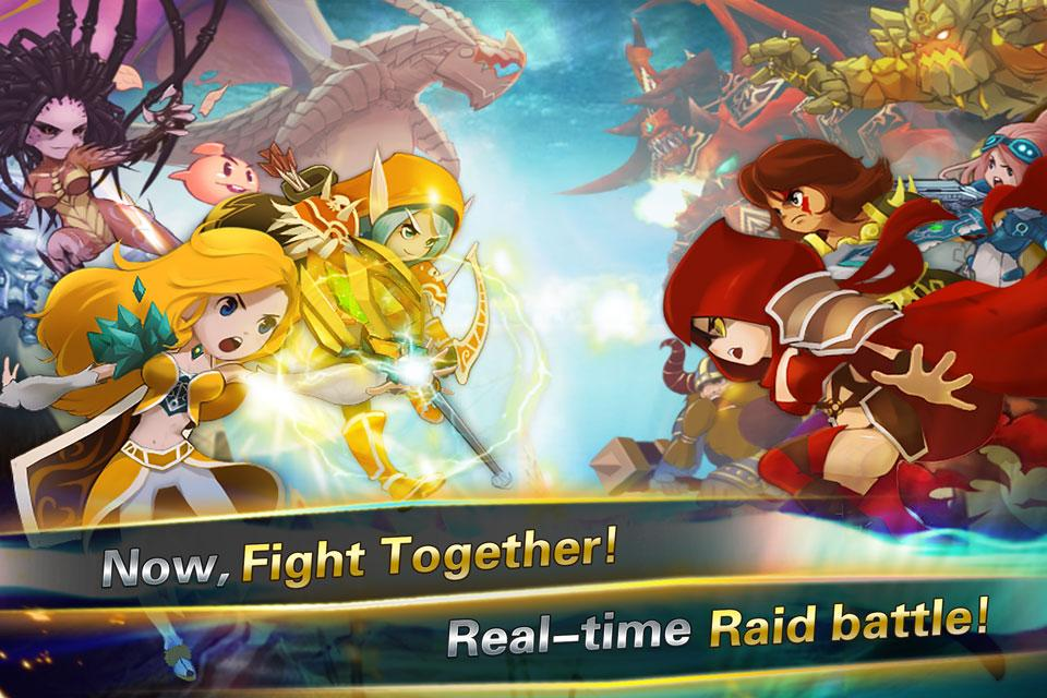 Clash of Summoners Screenshot 4