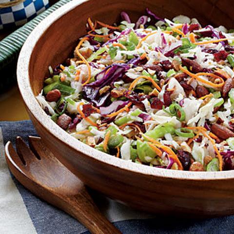 Cranberry-Almond Chicken Salad Recept | Yummly