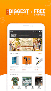 Download Android App Gearbest Online shopping for Samsung