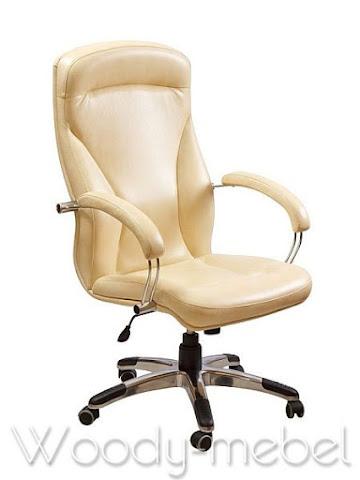 Офисные кресла: Хьюстон НВ хром  (представлено в салоне)