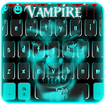 Bloody Vampire Horror Keyboard Theme Icon