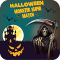Halloween Monster Super Match APK for Bluestacks
