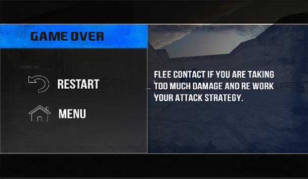 The Commando Assault Mission apk screenshot