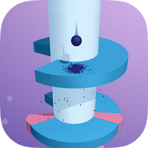 Spiral Helix: Jump down the tower Online PC (Windows / MAC)