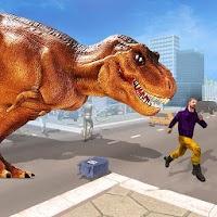 Dinosaur Games Simulator 2018 For PC
