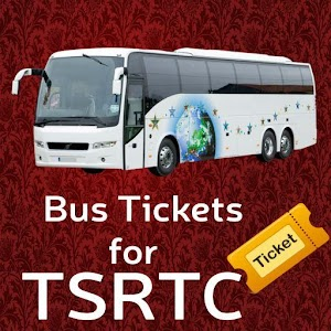 Book Bus Tickets For TSRTC