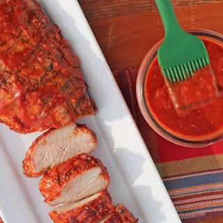 Fresh Raspberry Sauce Pork Recipes