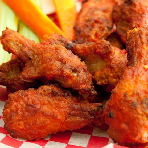 Copycat Hooter's Hot Wings