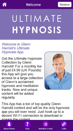 Ultimate Hypnosis by G.H. - screenshot