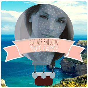 Hot Air Balloon Photo Frames