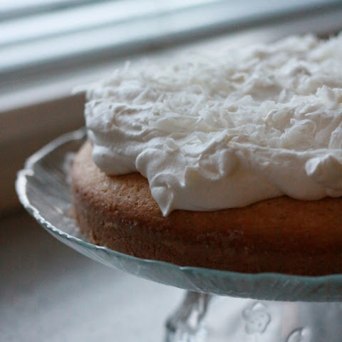 Rose's Heavenly Coconut Seduction Cake