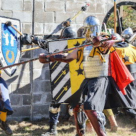 Got by Brian Box - Sports & Fitness Other Sports ( fighters, reenactment, sca, battle, fighting, fighter )