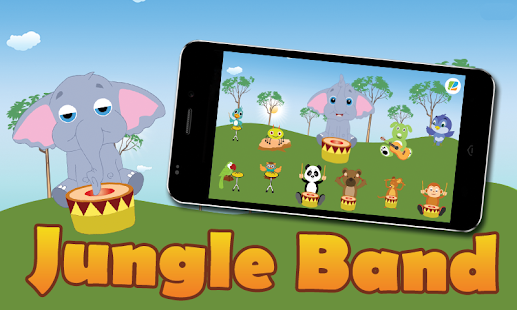 Jungle Band pro - screenshot