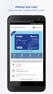 App Oxigen Wallet- Mobile Payments APK for Windows Phone