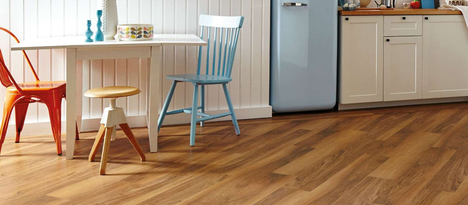Flooring replacements | Welford | Heart Kitchens