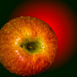 APPLE_2 by Malay Maity - Food & Drink Fruits & Vegetables ( apple )