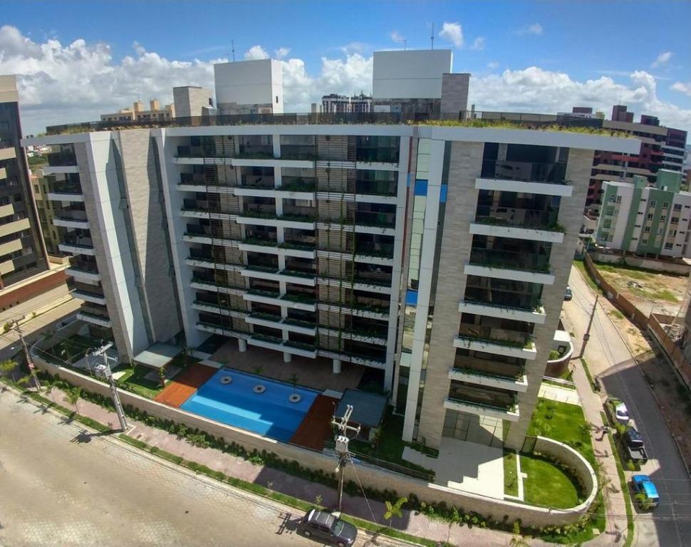 Apartamento com 3 dormitórios à venda, 143 m² por R$ 720.000,00 - Intermares - Cabedelo/PB