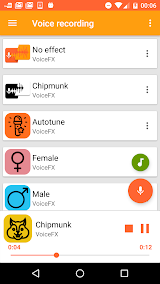 VoiceFX - Voice Changer with voice effects Apk Download Free for PC, smart TV