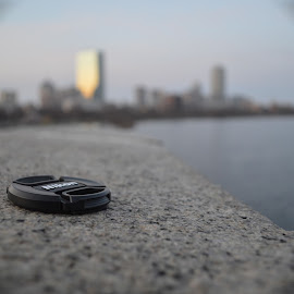 Photography Life by River Lackey - Novices Only Objects & Still Life ( harbor, boston, photographer, cityscape, lens cap, nikon, photography )