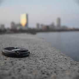 Photography Life by River Lackey - Novices Only Objects & Still Life ( harbor, boston, photographer, cityscape, lens cap, nikon, photography )
