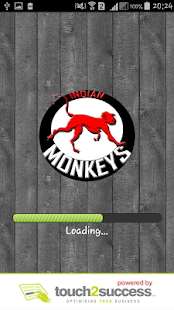 Monkeys Restaurant - screenshot
