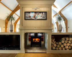 The Old Church provides firewood throughout your holiday stay