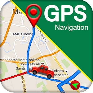 GPS Navigation & Direction - Find Route, Map Guide Online PC (Windows / MAC)