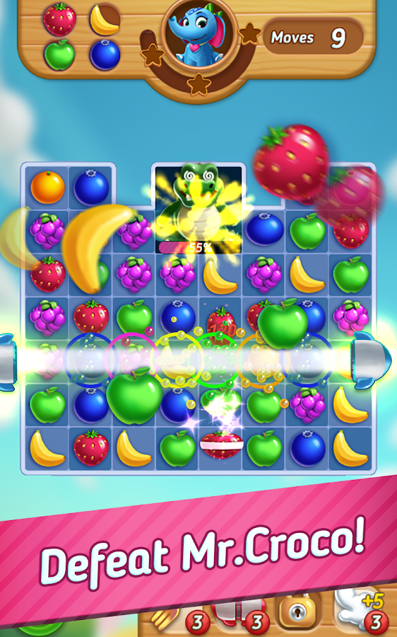 Fruits Mania : Elly's travel Screenshot 15