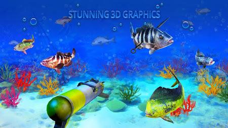 Scuba Fishing: Spearfishing 3D 1.1 screenshot 2088607