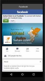 Sultani Üzüm - screenshot